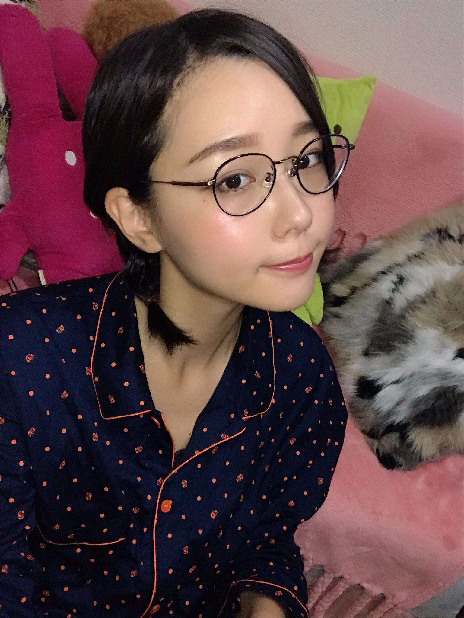 眼镜日 眼镜娘 ahekokoko0527 1179000012576980997_p0