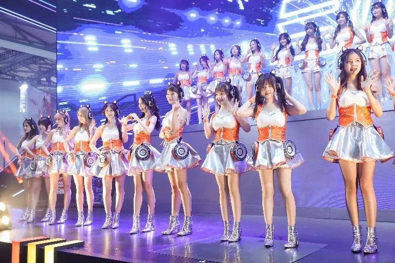 万代南梦宫上海 CHINA JOY图片7