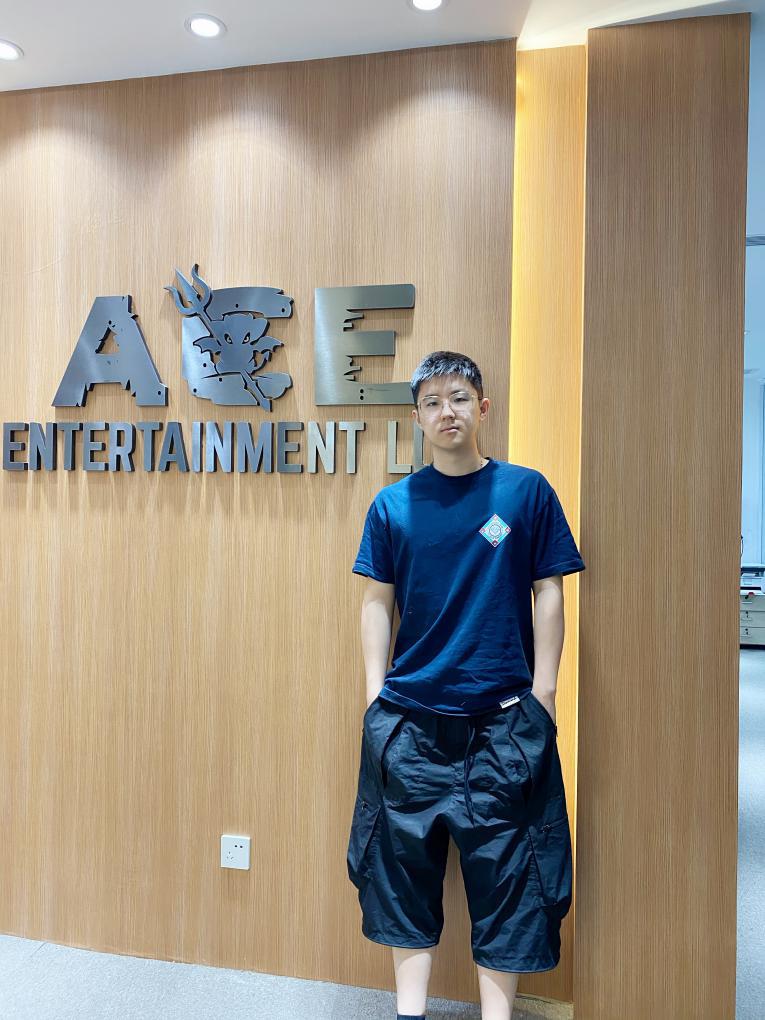 ACE游戏社(杭州初宇游戏科技有限公司)首席执行官 Klaus