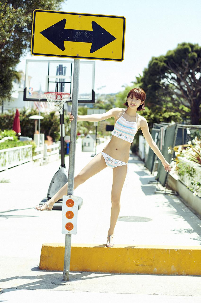 武田玲奈 Weekly Playboy 写真集 (13)