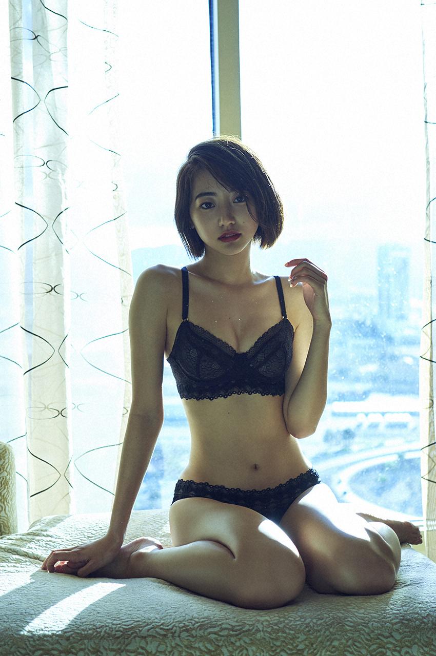 武田玲奈 Weekly Playboy 写真集 (50)