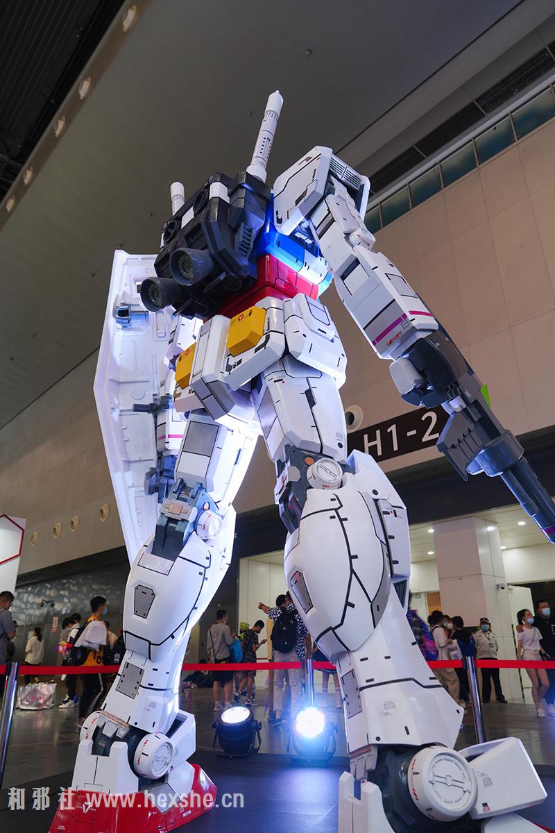 CCG EXPO 2020 万代钢普拉展台_和邪社10