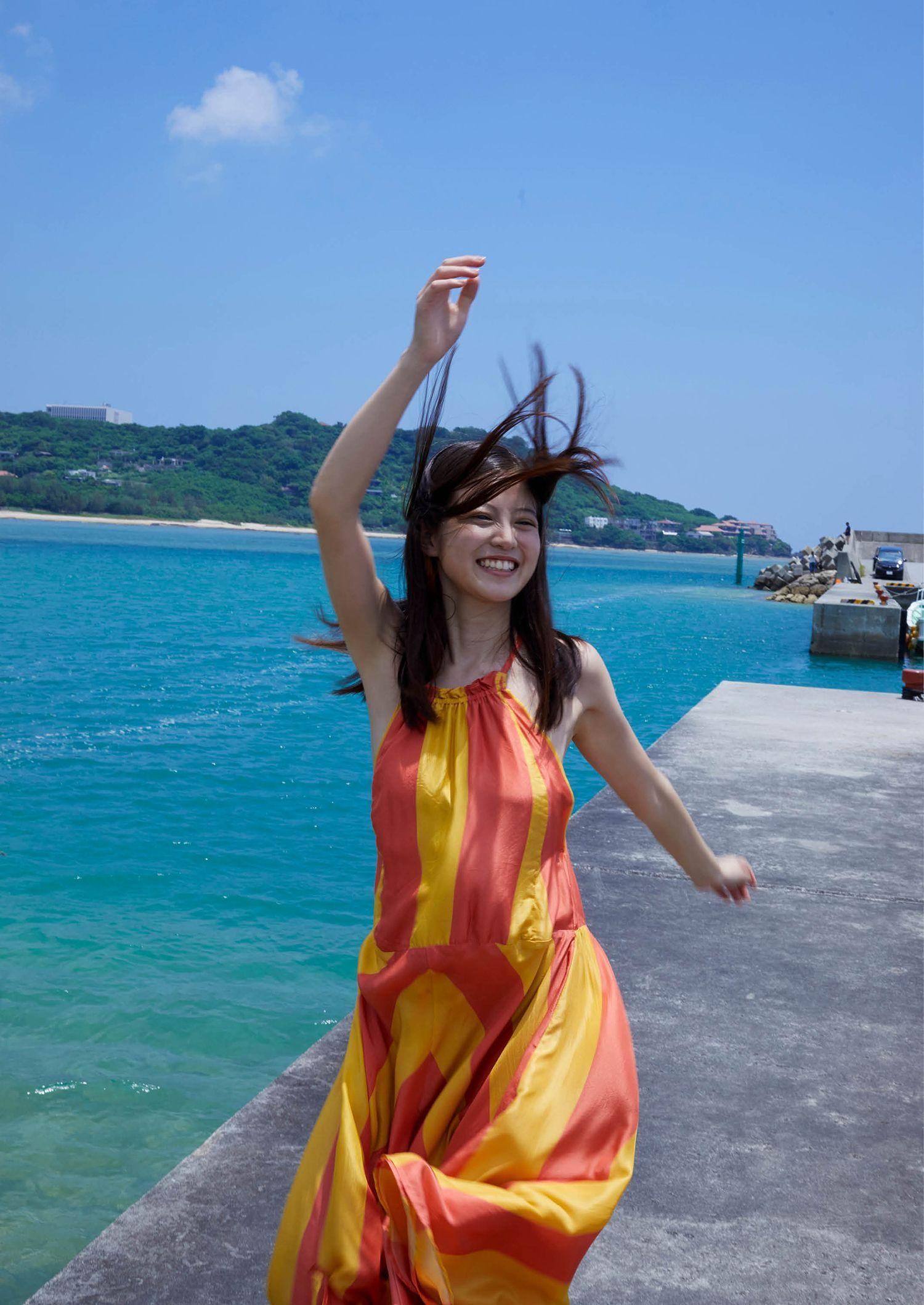 今田美樱Weekly Playboy写真集「スタミナ」 养眼图片 第5张