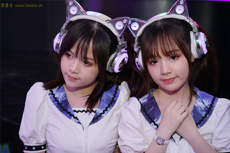ChinaJoy惟妙惟肖双胞胎_和邪社06