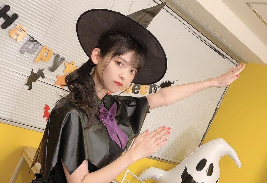 上坂堇 万圣节 巫女 柯南