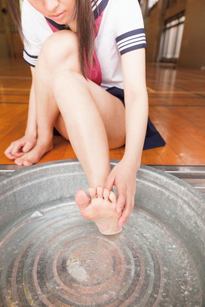 岡戸雅樹 夏服女子 ~Summer School Girl~写真集00012