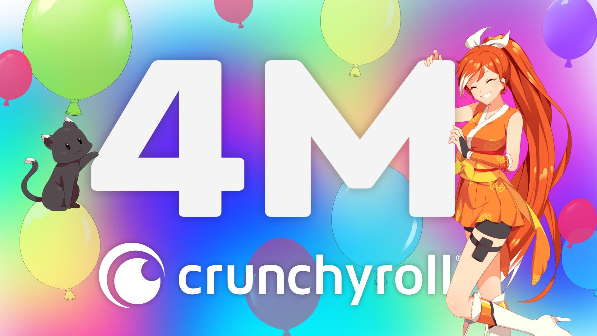 Crunchyroll 付费用户
