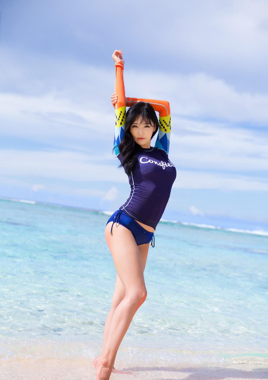海边诱惑小姐姐【15p】 绅士风度