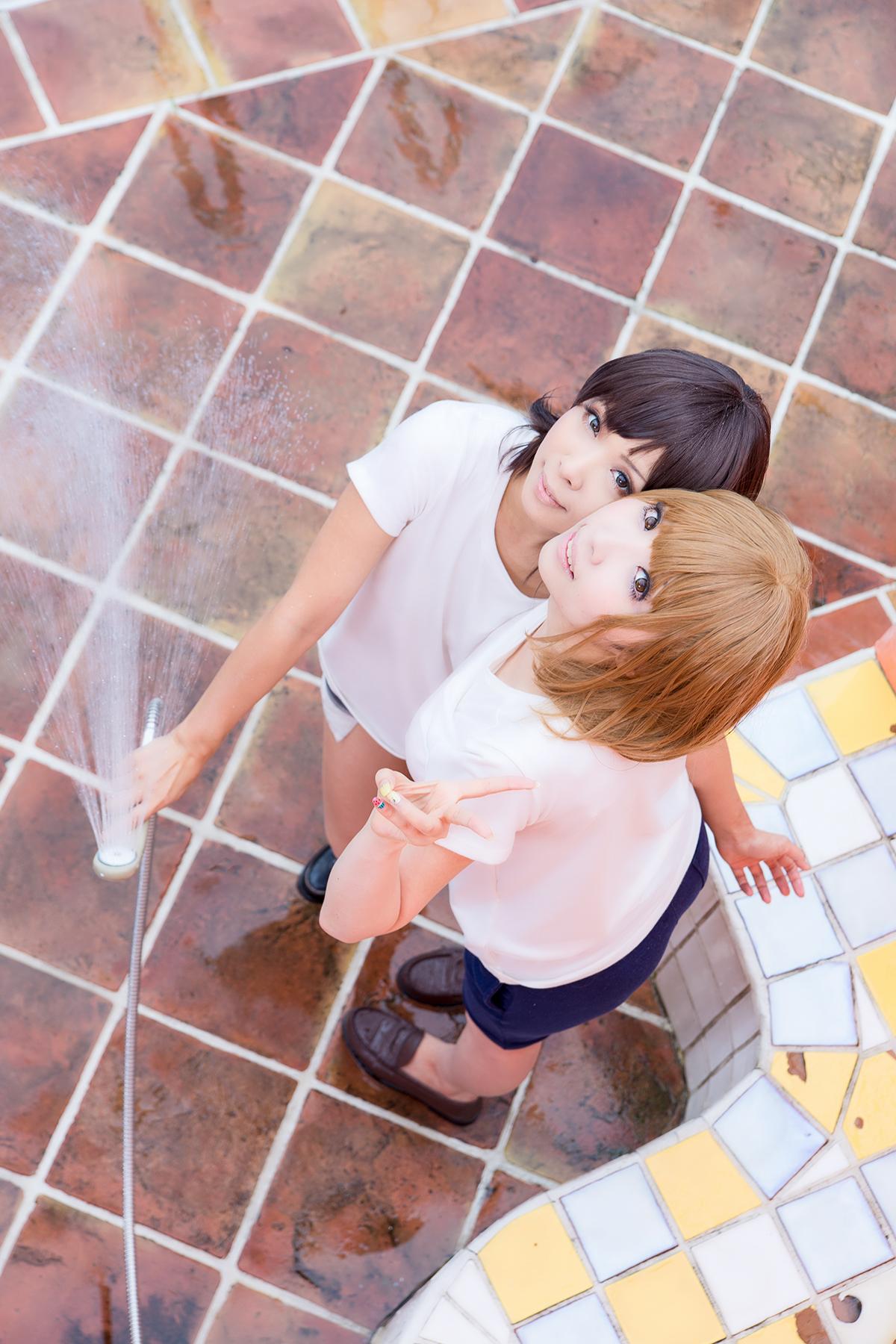 泳池旁的小姐姐【35p】 性感丝袜