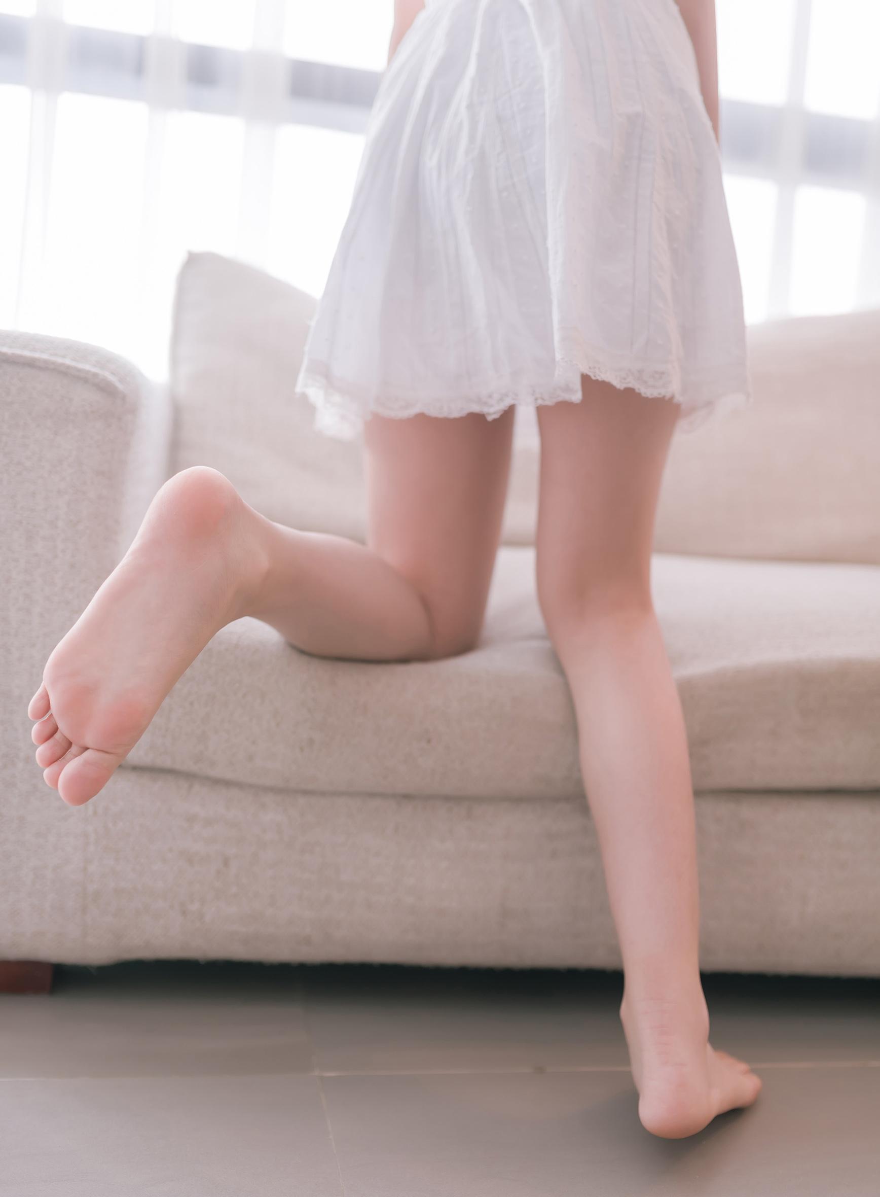 白裙双马尾【45p】 少女映画