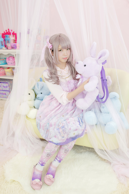 粉色的小萝莉【50p】 少女映画