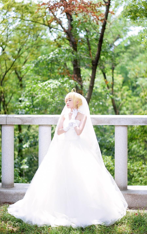 saber cos 【54p】 少女映画