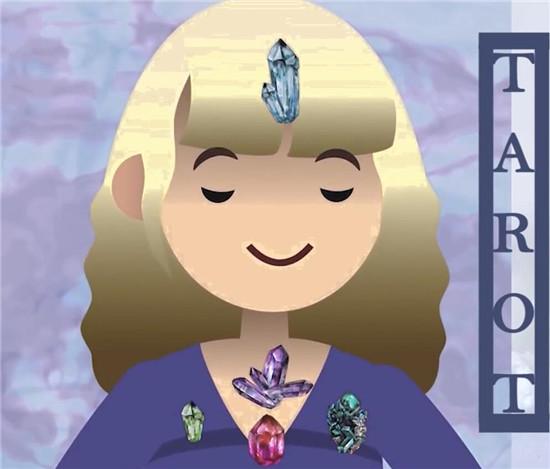 塔罗水晶的奇妙运用!四种常见颜色的水晶功能介绍