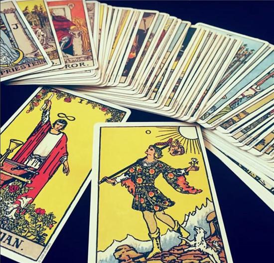塔罗牌怎么玩:塔罗占卜的原理是什么?第一期