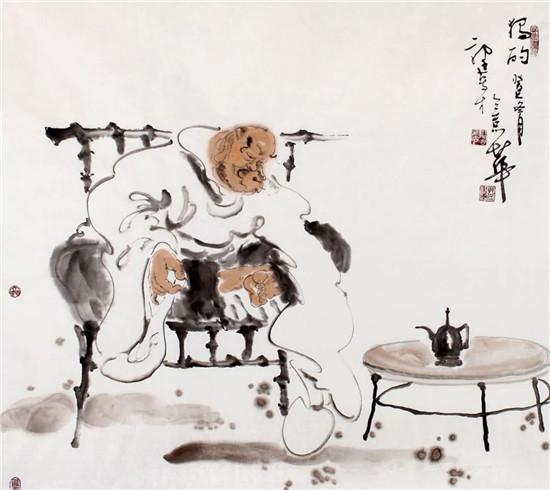 塔罗游记:龙安秋茶香,壶中日月长