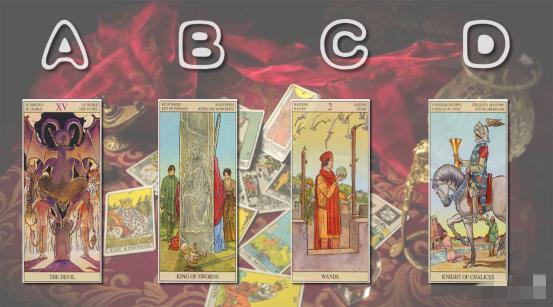 塔罗占卜:你们之间是否是孽缘?你们爱情的缘分有多深?