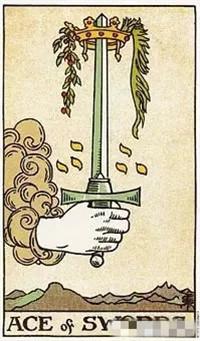 【小阿尔卡纳】元素指导下的数字历程——风元素小牌(上)
