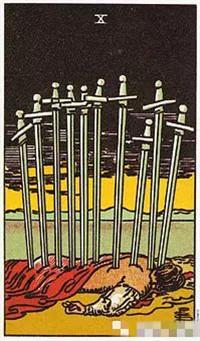 【小阿尔卡纳】元素指导下的数字历程——风元素小牌(下)