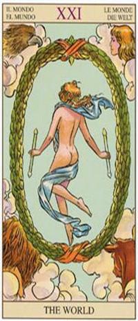 爱情塔罗牌占卜:你喜欢的人,心里有其他喜欢的人吗?