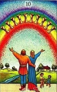 塔罗牌占卜:未来99天,你会遇到真爱吗?