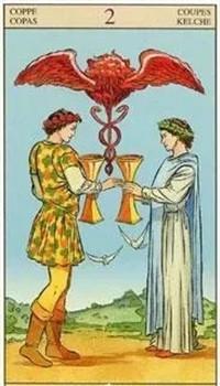神秘塔罗占卜:对他来说,你是他的什么人?
