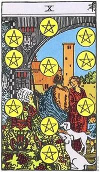 塔罗牌占卜:你心里最重要的人是谁?