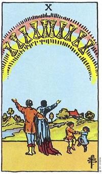 塔罗牌占卜:六月你会收获什么呢?爱情、事业?