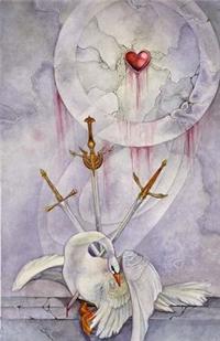 爱情塔罗牌占卜:他还爱我,我和他的爱情复合有结果吗?