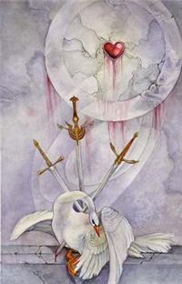 塔罗牌占卜:他会努力, 去让我们的爱情开花结果吗?