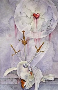 塔罗牌占卜:复合之后的爱情会开花结果吗?