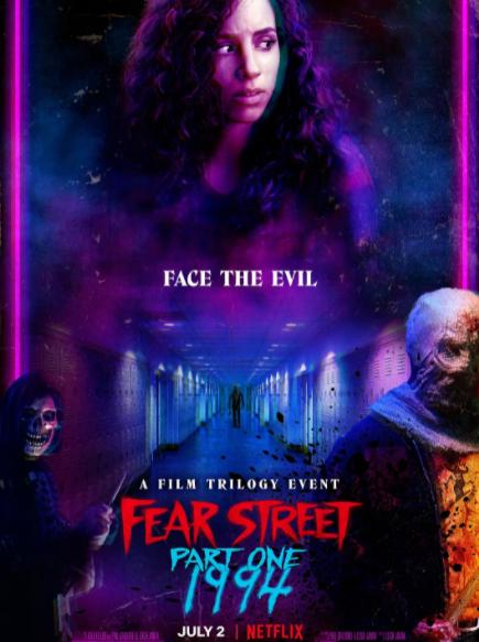 恐怖电影《恐惧大街1》鬼怪都是符合人性的逻辑加以衍伸的产物