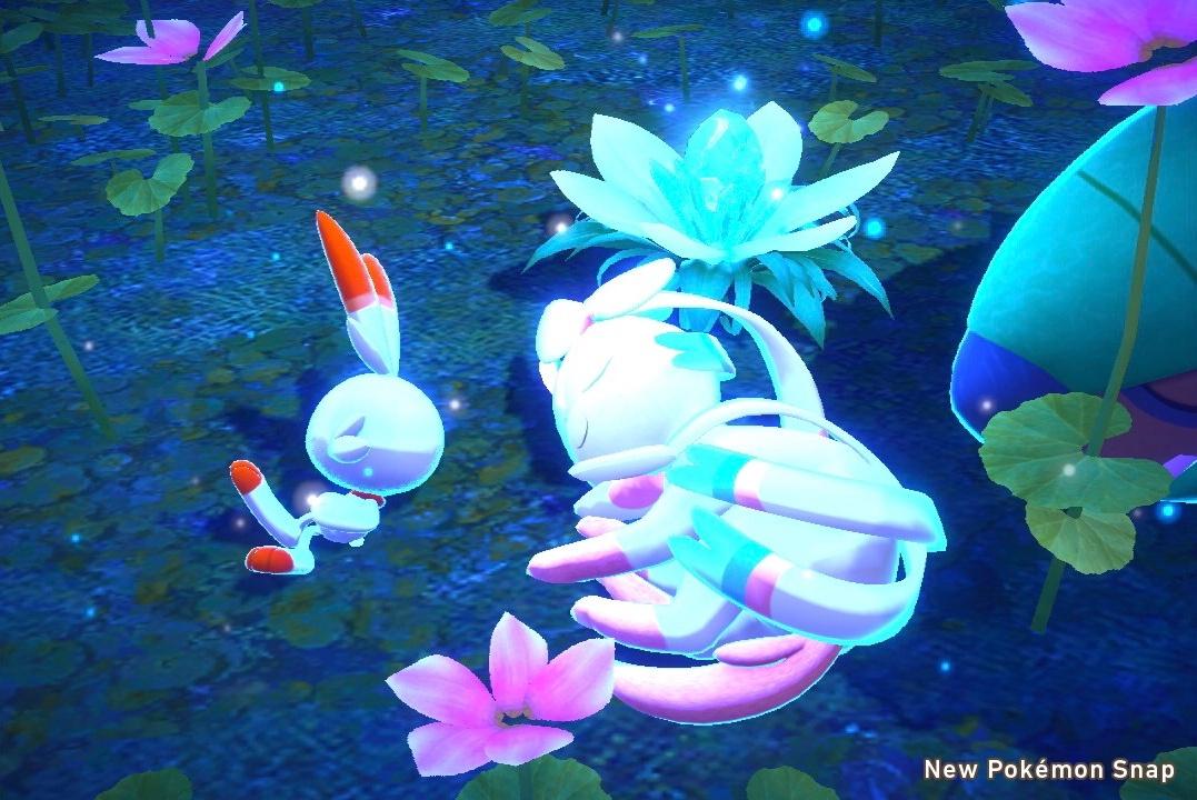 游戏《New宝可梦随乐拍》通过偷拍来发现你身边最呆萌可爱的宝贝 (9)