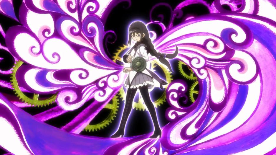 动画《魔法少女小圆外传-魔法纪录》精彩华丽的让人喜出望外 (2)