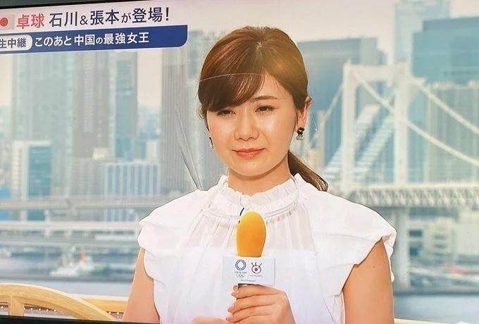 奥运会解说台上的福原爱还在被日本键盘侠狂怼不配 (4)