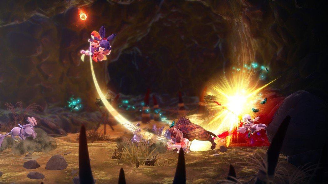 游戏《天穗之笑稻姬》一边种地一边疗愈身心的同时感受世间美景 (12)
