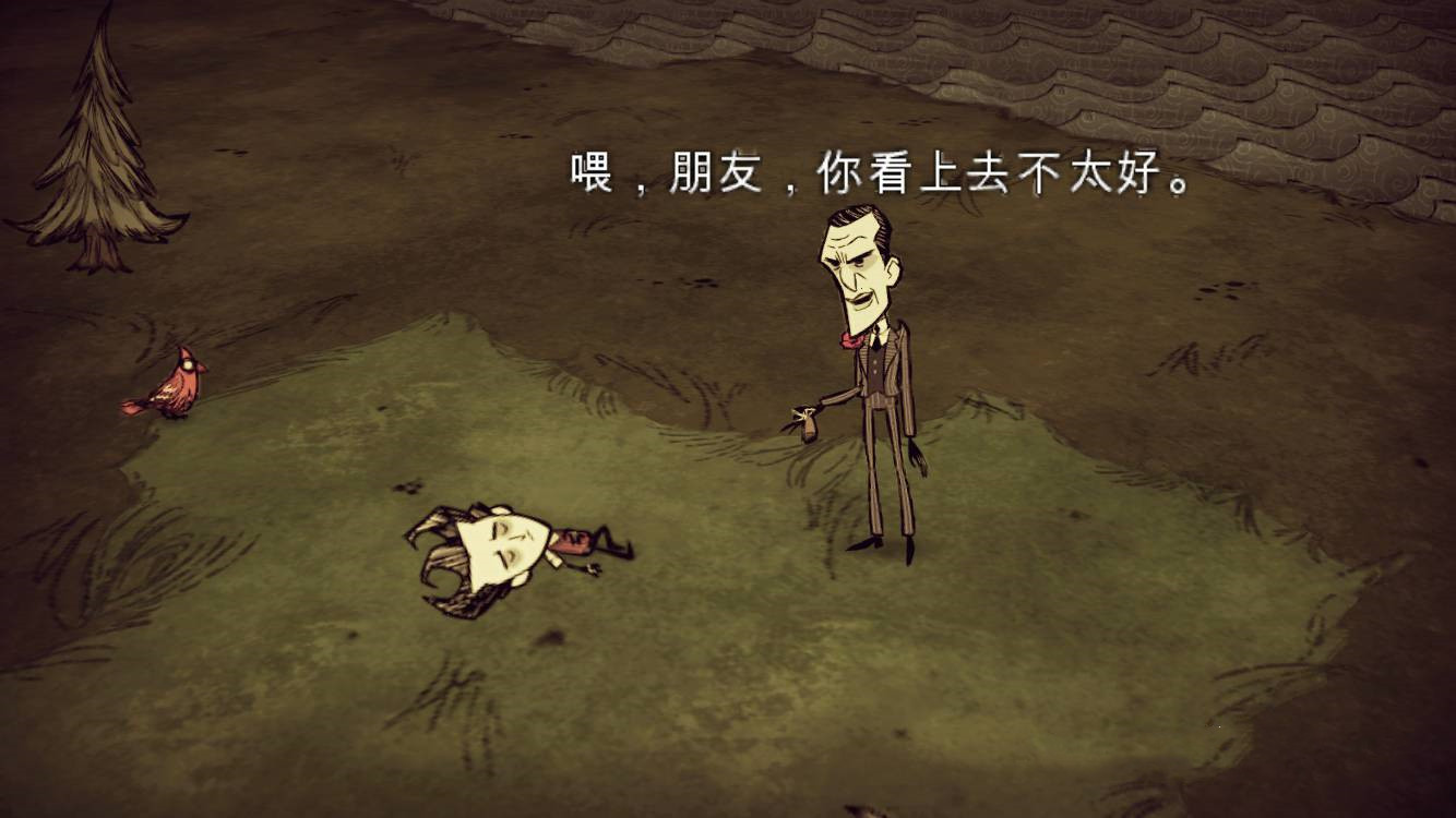 游戏《Don't Starve》在异世界中不断的冒险和探索才能获取生存材料活下去 (5)