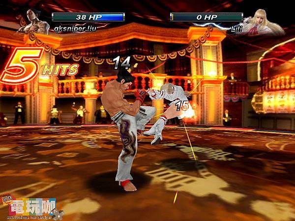 游戏《铁拳:卡牌锦标赛》用卡牌一起进行热血铁拳决斗! (13)