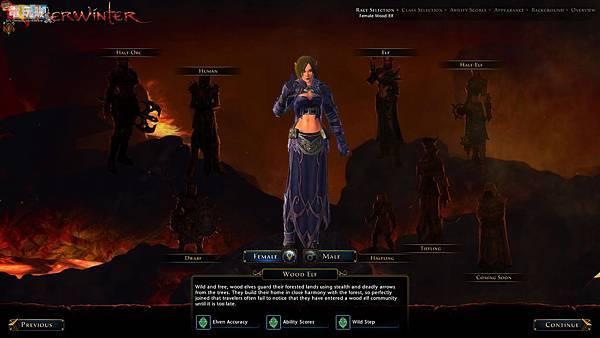 游戏《绝冬城之夜Online》庞大的故事背景加持下封测体验分享 (5)