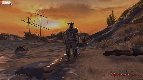游戏《绝冬城之夜Online》庞大的故事背景加持下封测体验分享 (24)