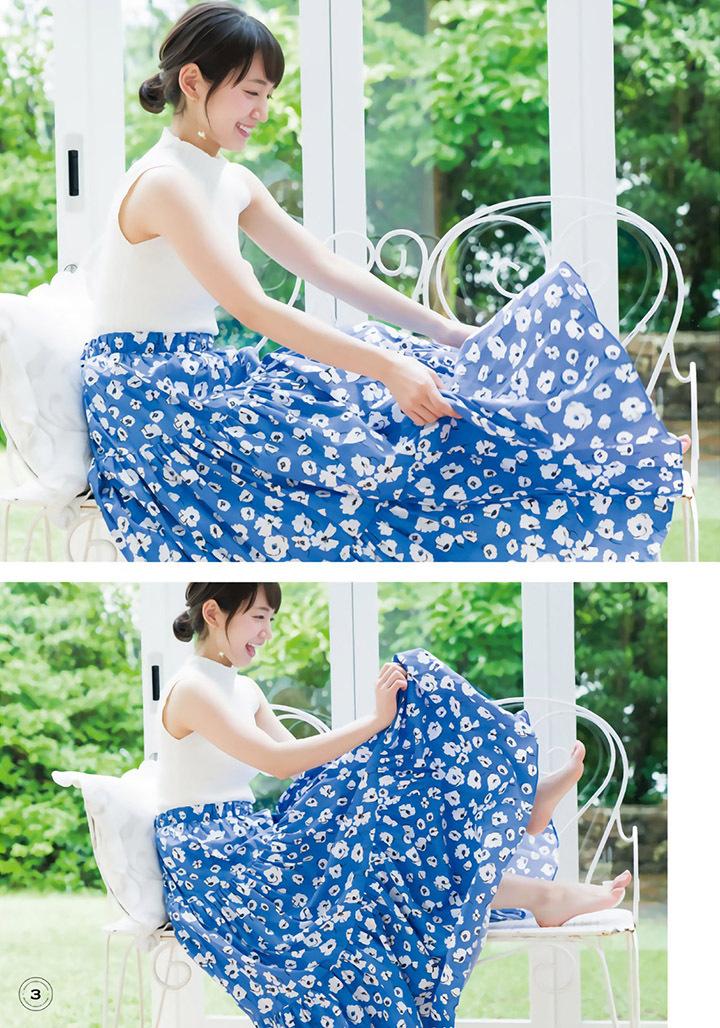 吉冈里帆再次出现在花花公子时尚杂志彰显自己性感可爱的写真作品 (21)