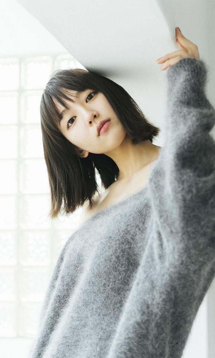 吉冈里帆再次出现在花花公子时尚杂志彰显自己性感可爱的写真作品 (38)