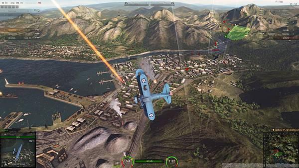 游戏《战机世界》让玩家翱翔天际挤身成为空战英豪 (3)