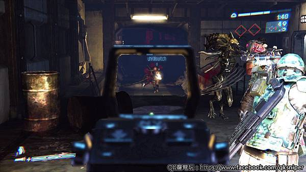 游戏《异形:殖民战队》年节一起来杀异形初玩心得 (11)