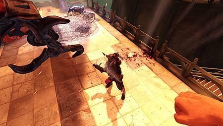 游戏《生化奇兵:无限之城》开发版试玩最为真实的一线报道 (5)