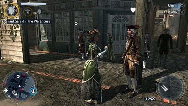游戏《刺客教条3:自由使命》转战PS之后的尝鲜心得体会真实分享 (5)