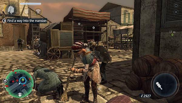 游戏《刺客教条3:自由使命》转战PS之后的尝鲜心得体会真实分享 (10)