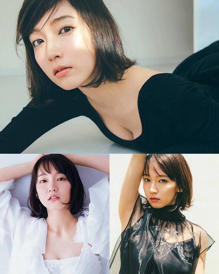 写真女优出身的吉冈里帆每次上映新电影都会拍摄写真作品堆人气 (1)