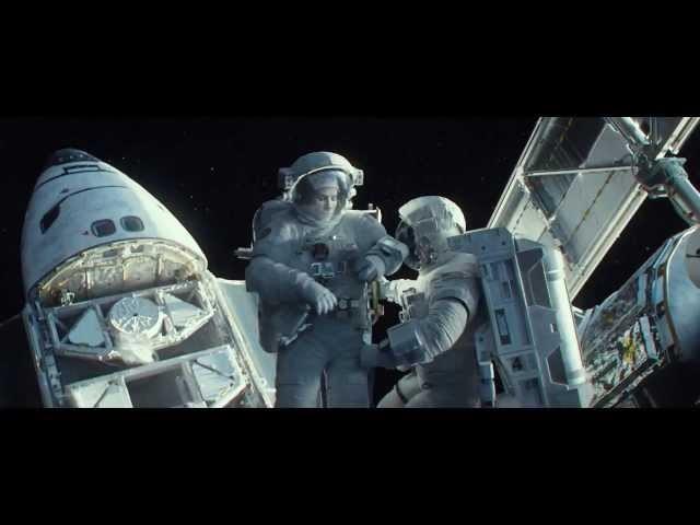 电影《地心引力》寂静的宇宙是内心的绝对灾难 (2)