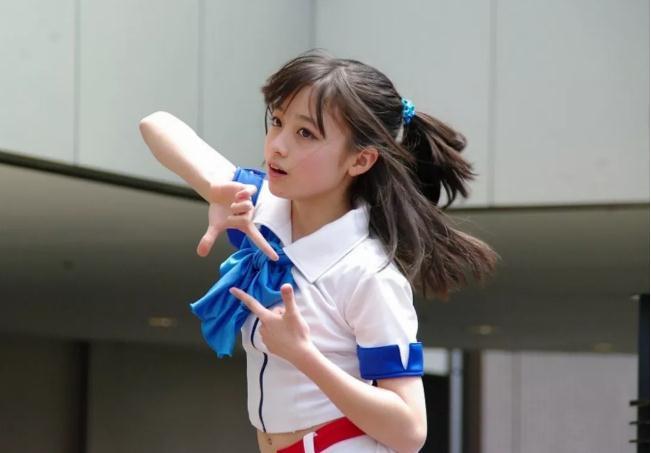 可天使可恶魔的日本奇迹美少女桥本环奈