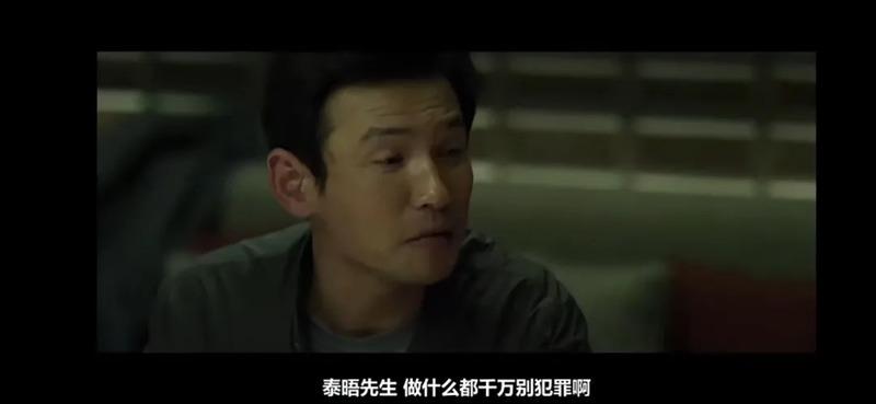 韩国犯罪电影《老手》人民的正义也许会迟到,但是从来不会缺席 (5)